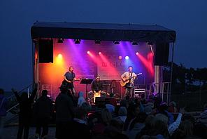 Live-Band Strand
