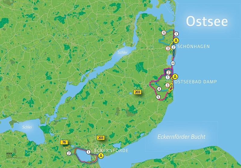 Nordic Walking Urlaub In Schonhagen An Der Ostsee