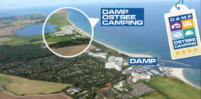 Damp Ostsee-Camping